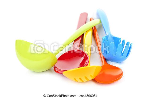 Kitchen utensils - csp4806054