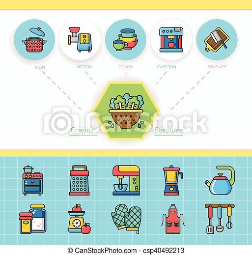 kitchen - csp40492213