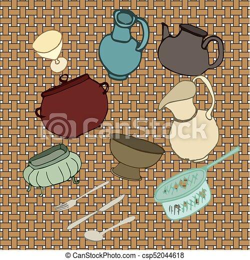 Kitchen - csp52044618