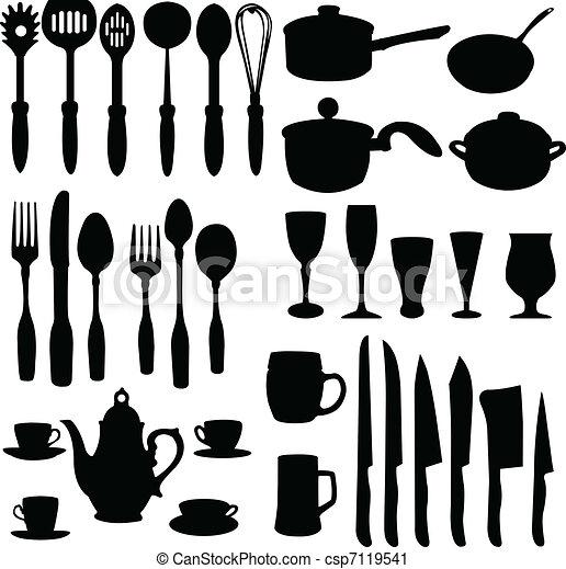 kitchenware - csp7119541