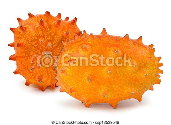 kiwano melon - csp12539549