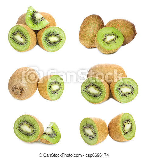 kiwi, conjunto - csp6696174