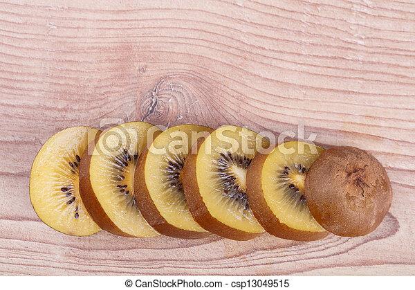 kiwi fruit - csp13049515