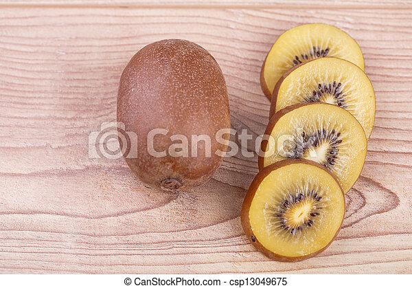 kiwi fruit - csp13049675
