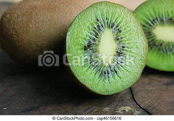 Kiwi fruit - csp46156616