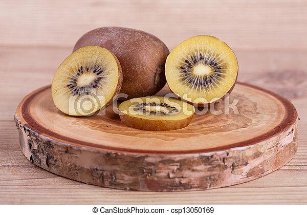 kiwi fruit - csp13050169