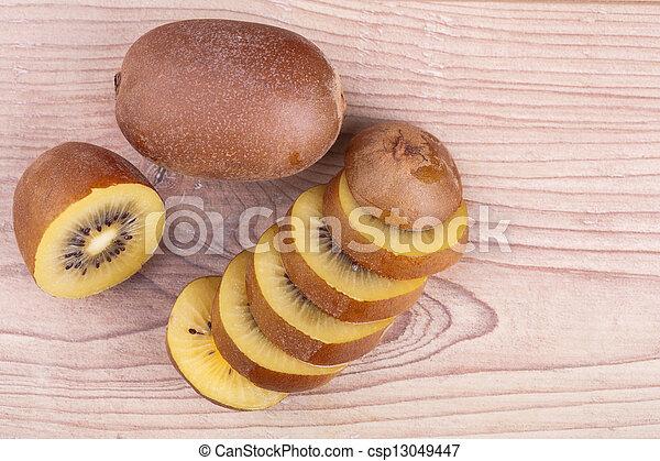 kiwi fruit - csp13049447