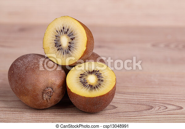 kiwi fruit - csp13048991