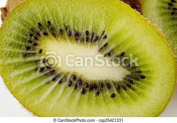 kiwi fruit  - csp25421331