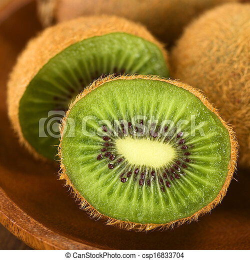 kiwi fruit - csp16833704