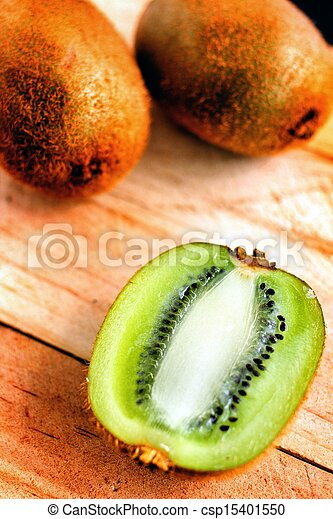Kiwi fruite - csp15401550