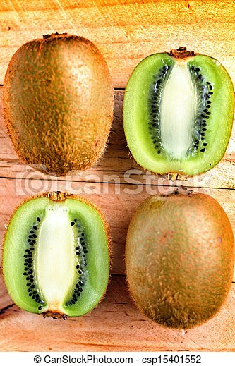 Kiwi fruite - csp15401552