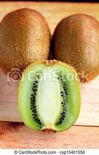 Kiwi fruite - csp15401556