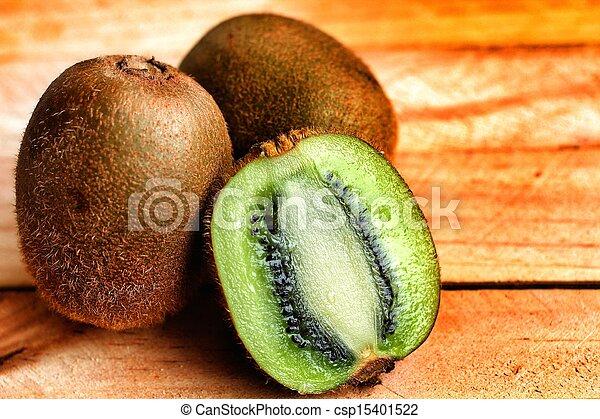 Kiwi fruite - csp15401522