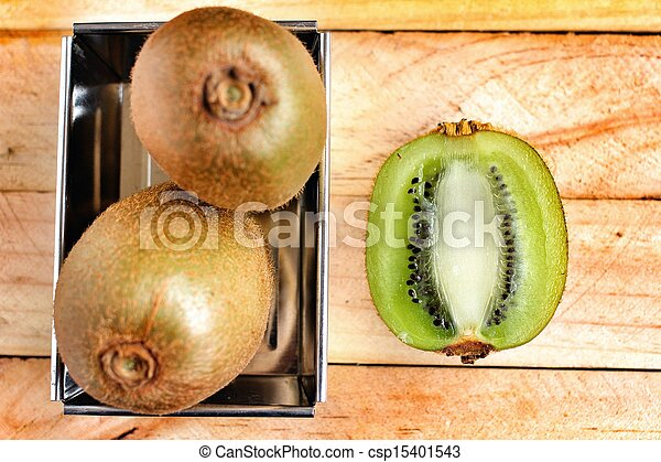 Kiwi fruite - csp15401543