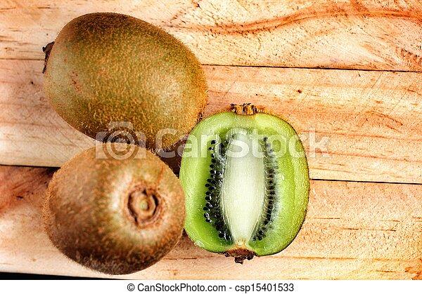Kiwi fruite - csp15401533