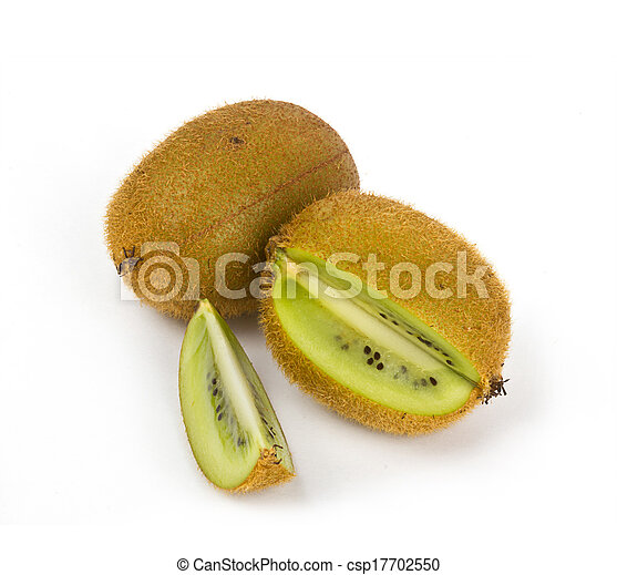 Kiwi fruits - csp17702550
