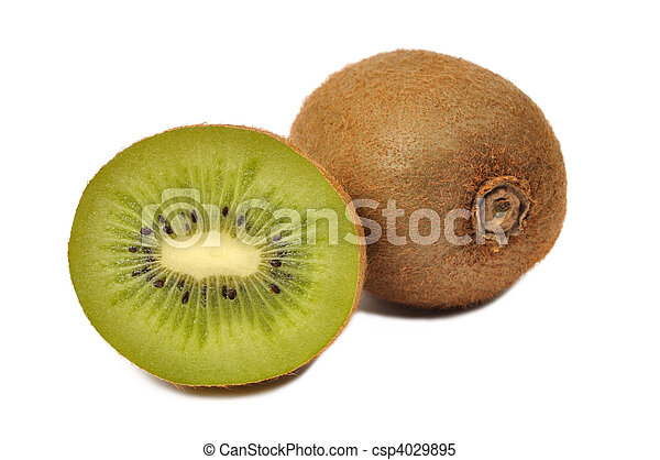 Kiwi Fruits - csp4029895