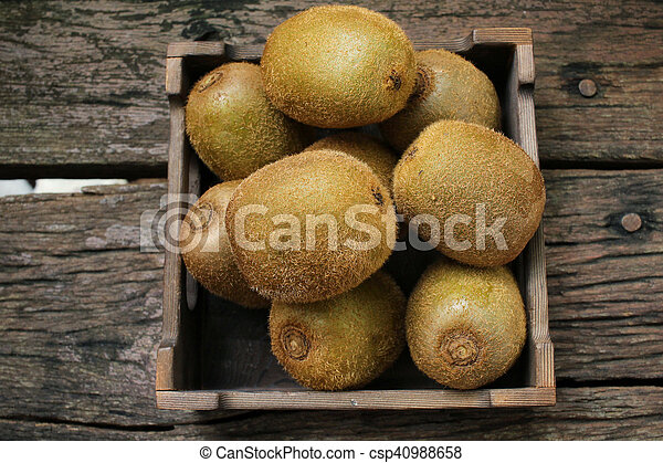 Kiwi fruits - csp40988658