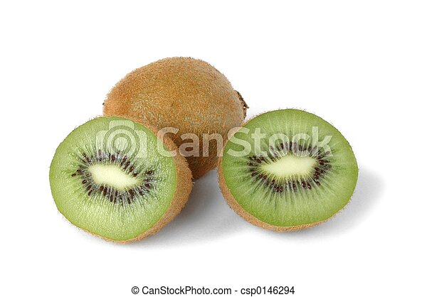 Kiwi Fruits - csp0146294