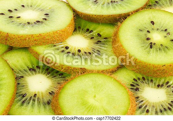 Kiwi fruits - csp17702422