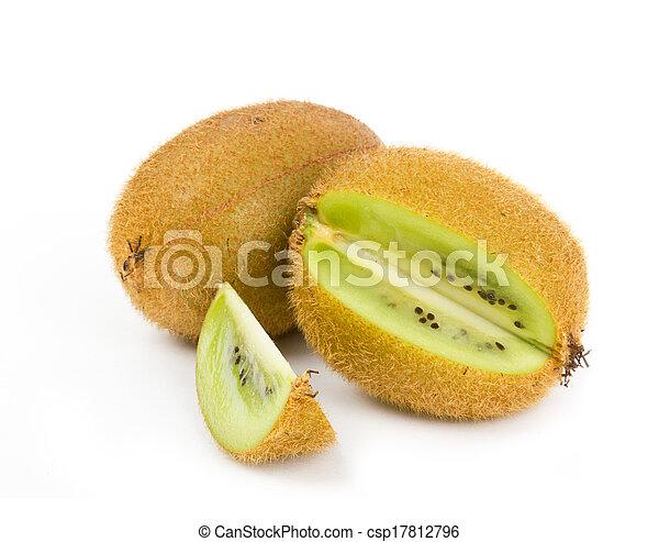 Kiwi fruits - csp17812796