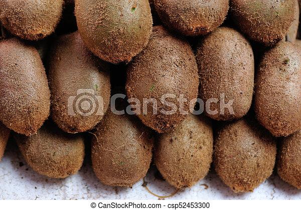 kiwi fruits - csp52453300