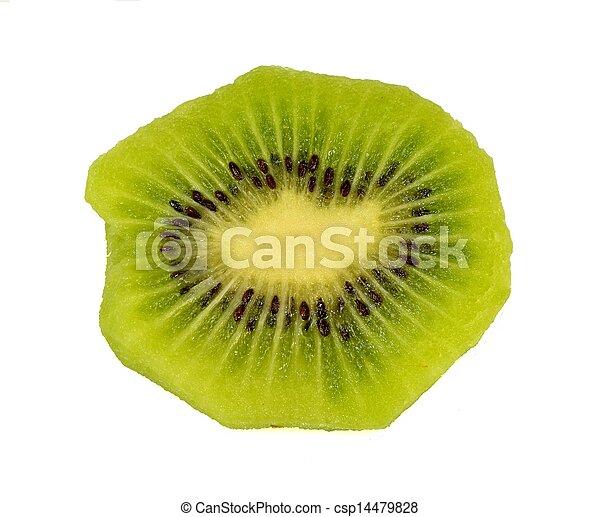 Kiwi slice - csp14479828
