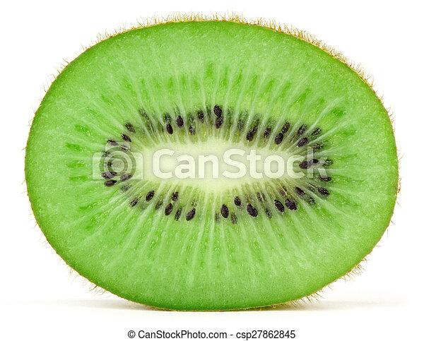 Kiwi slice - csp27862845