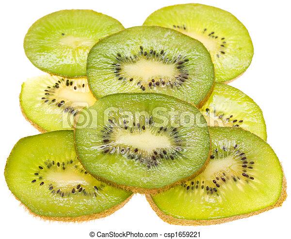 Kiwi slices - csp1659221