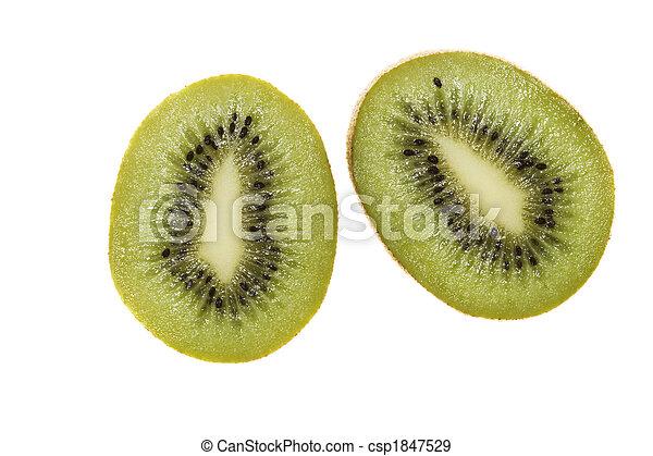 Kiwi slices - csp1847529