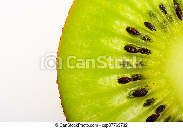 Kiwi slices - csp37763732