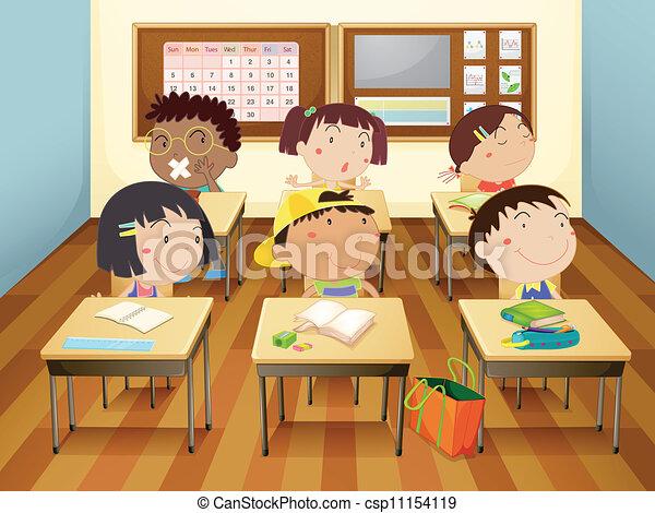 klasa, dzieciaki - csp11154119