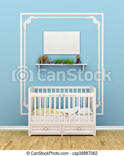 Kinderbett Illustrationen und Stock Kunst. 1.723 Kinderbett ...