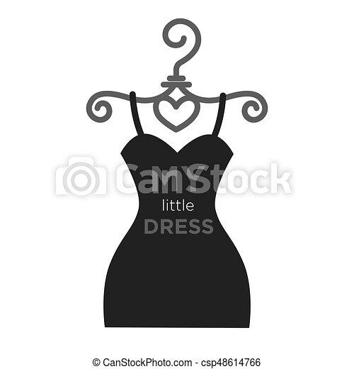 kleiderbügel, kleiden - csp48614766