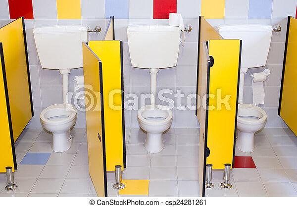 Klein Schule Badezimmer Kinder Badezimmer Schule Wasser