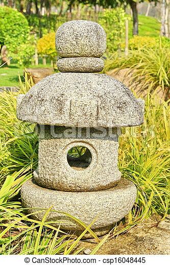 japanische lampen für garten