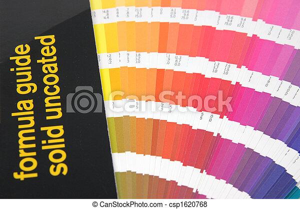 kleur, gids - csp1620768