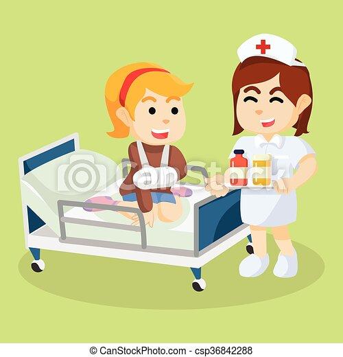 Krankenhausmedikamente - csp36842288