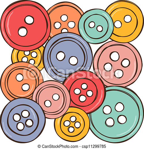 knäppas, färgad, illustration - csp11299785