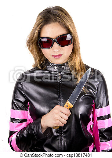 knife - csp13817481