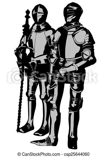 Knight - csp25644060