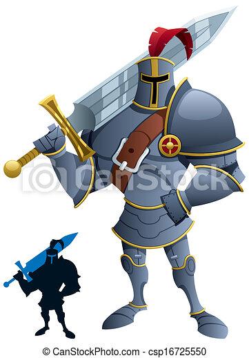 Knight - csp16725550