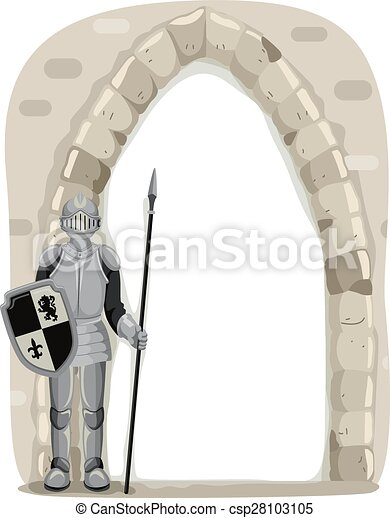 Knight Guard Frame - csp28103105