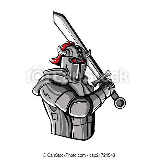 Knight warrior - csp21724543