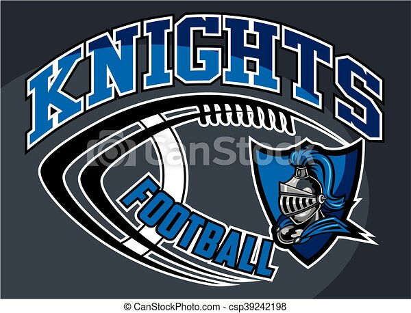 knights football - csp39242198
