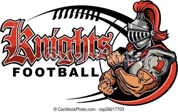 knights football - csp39217703