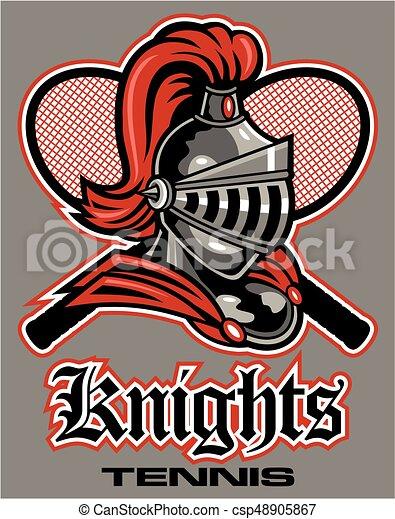 knights tennis - csp48905867