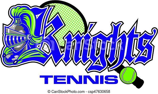 knights tennis - csp47630658