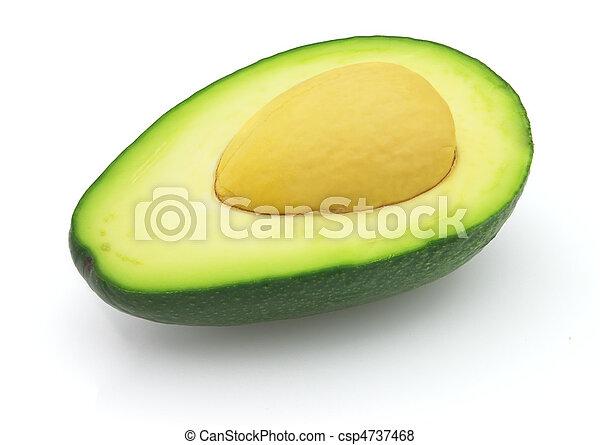 knippen, avocado - csp4737468